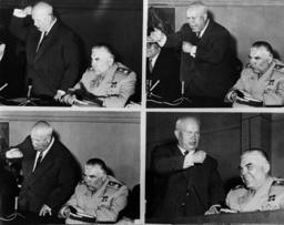 Nikita Khrushchev, Rodion Malinovsky
