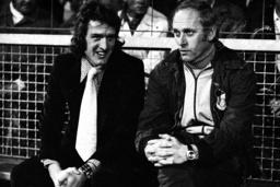 Europapokal der Pokalsieger 1971 1972 FC Bayern München gegen Steaua Bukarest Trainer Udo Lattek