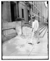 USA/ Prohibition / Chef der Prohibition Agents / Foto 1925 - USA/ Prohibition / Chief of Prohibition Agents / Photo /1925 - USA / Prohibition / Chef des agents / Photo 1925