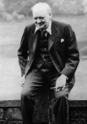 Winston Churchill, 1939