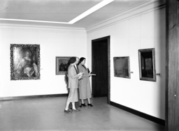 Berlin,Gemäldegalerie Dahlem, Ausst.1950 - Berlin / Painting Gallery / Dahlem, 1950 -