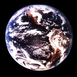 ATS III PICTURE OF NORTH AMERICA - 21 JAN 1968