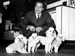 Actor Rossano Brazzi 1916 - 1994