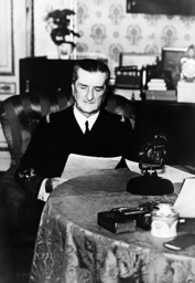 Miklos Horthy, 1938