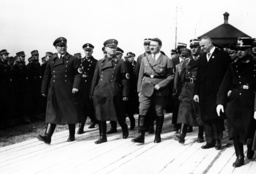 Third Reich - Cornerstone Laying Wagner Memorial 1934