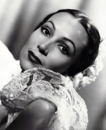 Dolores Del Rio - 1937