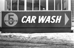 Fast car wash in Essen