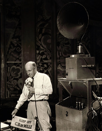 Cecil Demille - 1923
