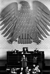 Bundestag 1954
