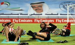 FBL-UAE-ITALY-MILAN-TRAINING