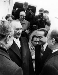Adenauer in Turkey