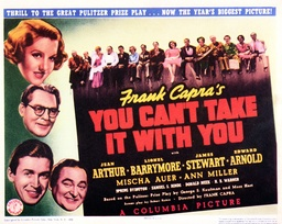 You Can't Take It With You - 1938