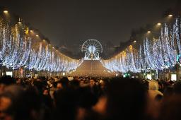 FRANCE-NEWYEAR-2009