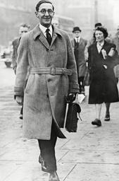 Sir Richard Acland Mp For Gravesend 1950.