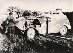 WW I - Armoured Car
