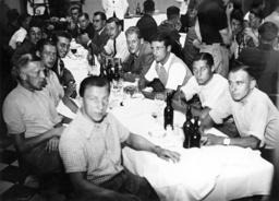 German team at the Tour de France, 1937