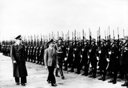 Third Reich - Goebbels in Danzig 1939