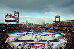 2012 Bridgestone NHL Winter Classic - New York Rangers v Philadelphia Flyers