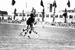 Fußballspiel der SS Berlin 1939 / Foto - Football Match, SS Berlin 1939 / Photo -