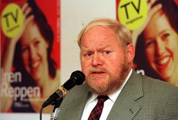 Lie, Bore og Hanseid med TV-magasinet