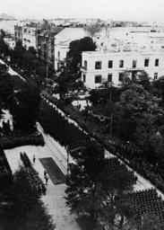Siegesparade in Warschau 1939 - Victory parade in Warsaw 1939 -