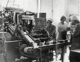 Scenes At The Colmans Factory In Carrow Road Norwich Where They Are Producing Krusto An New Pastry Making Product