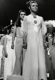 Miss Lebanon Lili Bissar Disqualified From The Miss World 1968 Competition After It Was Discovered That She Was Only 15 Years Old. Box 717 815111631 A.jpg.