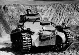 Third Reich - Tank 1938