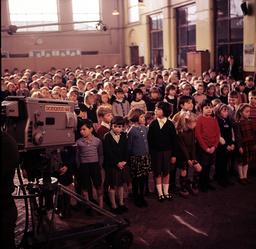 'This England - The Good Morning' TV Documentary, Lancashire, Britain. - 28 Jun 1966