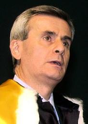 FILE PHOTO OF ITALIAN ECONOMIST BIAGI WHO WAS SHOT DEAD IN BOLOGNA