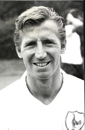Footballer Cliff Jones Of Tottenham Hotspur F.c. Box 0562 140515 00391a.jpg.