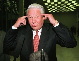 RUSSIA-POLITICS-PEOPLE-YELTSIN