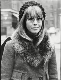 Cynthia Lennon First Wife Of Singer John Lennon After She Was Granted A Divorce From Lennon On The Grounds Of Adultery.