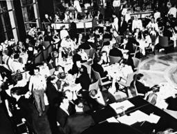 Night Club in New York, 1934