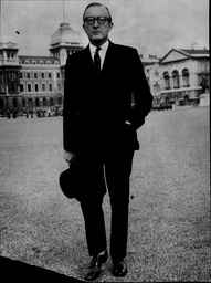 First Lord Of The Admiralty Lord Carrington.
