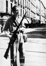 Span. Bürgerkrieg/ junger Milizionär... - Young militiaman/Spanish Civil War '36 - Guerre civile espagnole, 1936-39.
