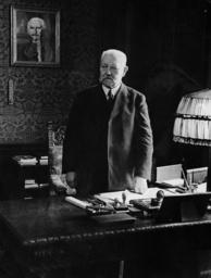 Reich President Paul von Hindenburg, 1932