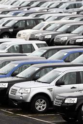 BRITAIN-INDIA-AUTO-COMPANY-JAGUAR-LANDROVER-TATA