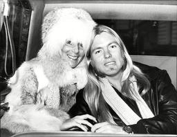 Singer Cher And Her Rock Star Husband Greg Allman. Box 684 61105165 A.jpg.