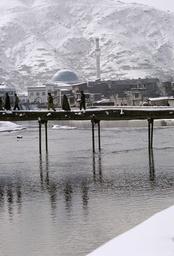 Kabul, Kabul-Fluß / Foto 1968 - -