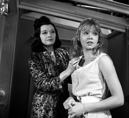 Hayley Mills and Pola Negri