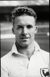 Sid Mcclennan Tottenham Hotspur (spurs) F.c. Footballer.