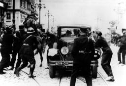 Alexander I.v.Jugoslaw., Ermordung - Alexander I of Yugoslavia / 1934 -
