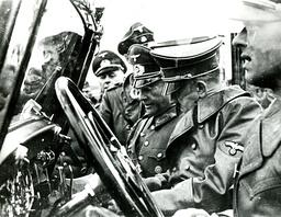 Polenfeldzug 1939,Schlacht um Warschau,Hitler,v. Brauchitsch - WWII, Invasion of Poland, Warsaw battle -