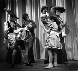 Ballet Die Kinder