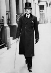 Austen Chamberlain, 1934