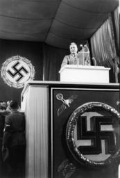 Reichsparteitag/DAF Jahrestag/R. Ley... - Reich's Party Conference / 1936 / Ley... -