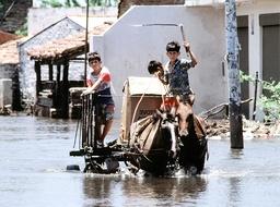 PARAGUAY-EL NINO-FLOODS
