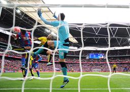 Crystal Palace v Watford - FA Cup Semi Final