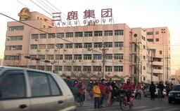 CHINA-FOOD-SAFETY-MILK-CHILD-SENTENCE-SANLU-FILES